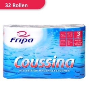 Packung Küchenrollen Coussina von Fripa