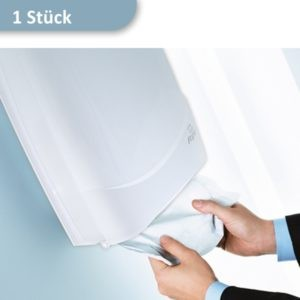 Papierhandtuchspender weiß abschließbar