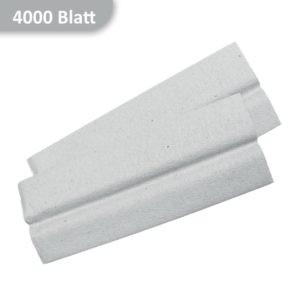 papierhandtücher grau 1-lagig