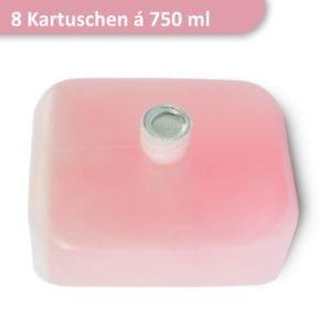 Spenderkartusche mit Seife