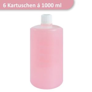 Spenderflasche mit Seife von CWS