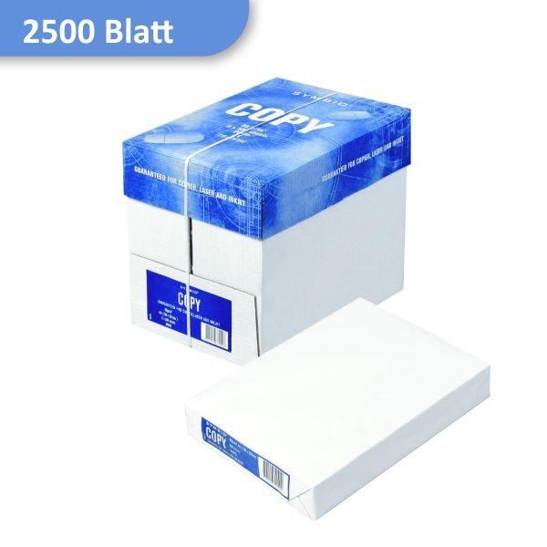 Karton Kopierpapier Druckerpapier