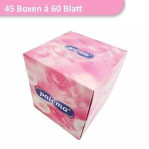 Kosmetiktücher in Box von Paloma