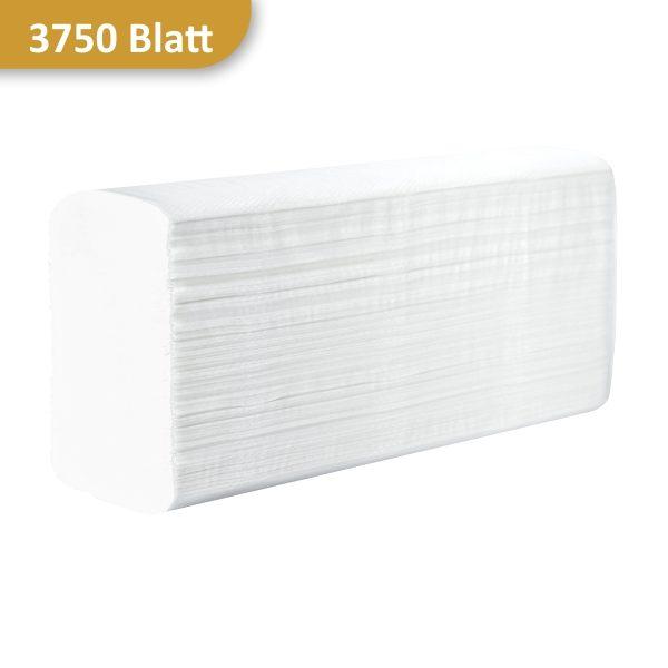 Papierhandtücher 2-lagig interfold