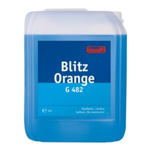 10 Liter Kanister Universalreiniger BUZIL Blitz Orange G482