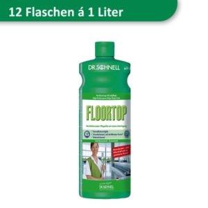 Flasche Bodenreiniger Floortop