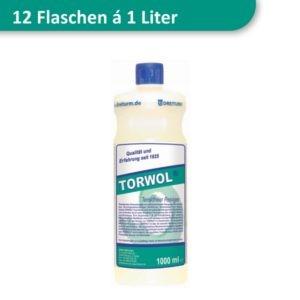 Flasche tensidfreier Reiniger Torwol