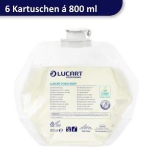 Spenderbeutel mit Seife von Lucart