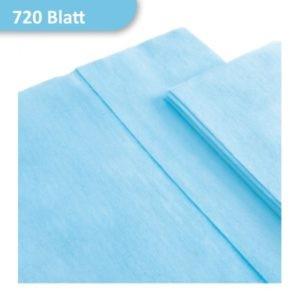 Sontara Reinigungstücher blau auf Rolle