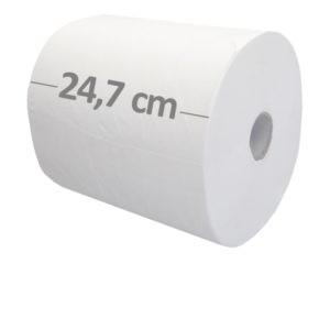 Rollenbreite 24,7 cm