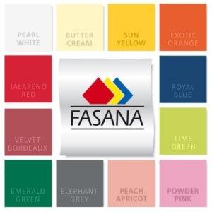Servietten in tollen Farben von FASANA