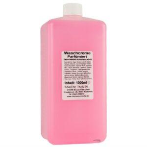 1 Liter Seifenpatrone mit 1000 ml Waschcreme / Seife (1 Liter Euronorm Flaschen) /