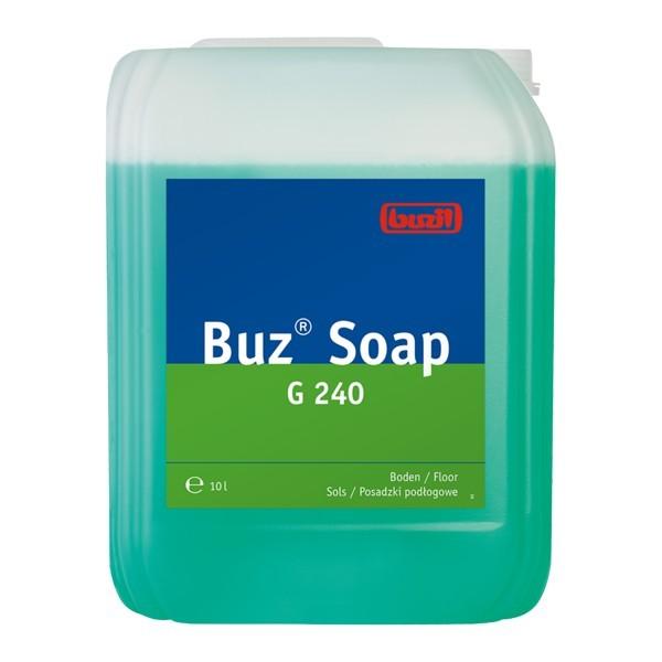 G240 buz soap 10l - Buzil Buz Soap   10 Liter Kanister