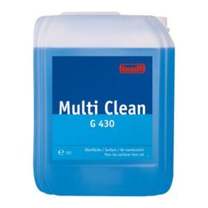10 Liter Kanister Intensivreiniger BUZIL Multi Clean G430