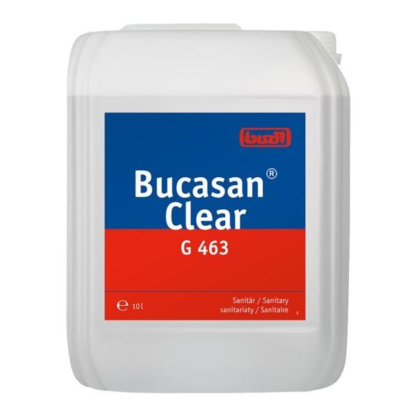 G463 bucasan clear 10l - Buzil Bucasan Clear   10 Liter Kanister