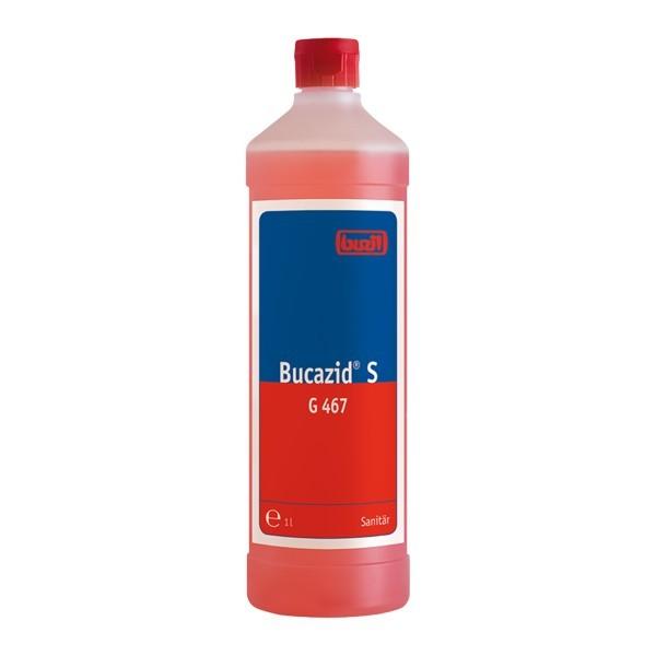 G467 bucazid s - Buzil Bucazid S | Karton mit 12 Flaschen