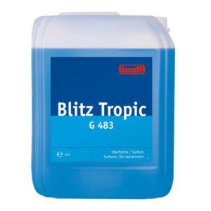 10 Liter Kanister Universalreiniger BUZIL Blitz Tropic G483