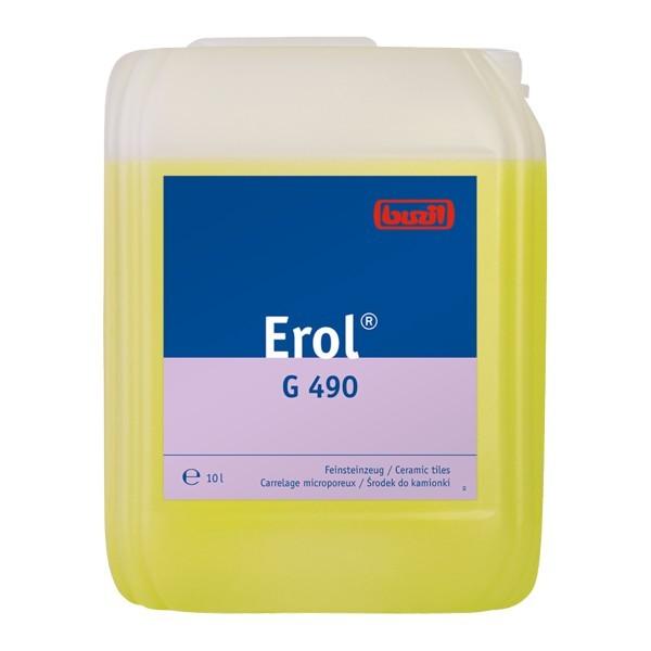 10 Liter Kanister Bodenreiniger BUZIL Erol G490