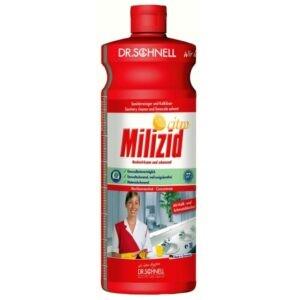 1 Liter Flasche Dr. Schnell Sanitärreiniger Milizid Citro