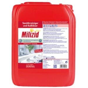 10 Liter Kanister Dr. Schnell Sanitärreiniger Milizid Citro